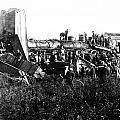 Railroad Collision by Granger