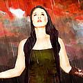 Rain Drain by Louie Villa