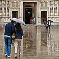 Rain In London by Donald Davis