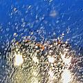 Rain On My Windshield by Debbie Portwood