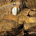 Rainbow At Bridal Veil by Adam Jewell