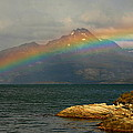 Rainbow At The End Of The World  by Bruce J Robinson
