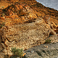 Rainbow Canyon 2 Death Valley by Chris Brannen