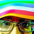 Rainbow Mind by Beto Machado