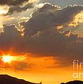 Rainey Sunset by Phyllis Kaltenbach
