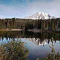 Rainier Serenity by Mike Reid