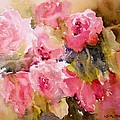 Raining Roses by Sandra Strohschein