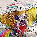 Rainy Day Clown by Steve Ohlsen