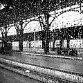 Rainy Departure by Valentino Visentini