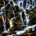 Ramona Falls by Paul Bartell