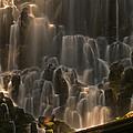 Ramona Falls  by Ulrich Burkhalter