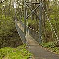 Ramsey Swing Bridge 2 by John Brueske