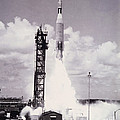Ranger 7 Launch by Science Source