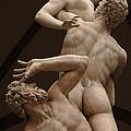 Rape Of Sabine Women 2 by Bob Christopher