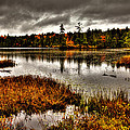 Raquette Lake In Upstate New York by David Patterson
