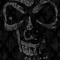 Raven Skull by Roseanne Jones
