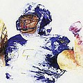 Ray Rice by Ash Hussein