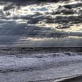 Rays Over The Atlantic by Steve Gravano