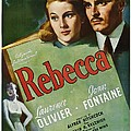 Rebecca, Joan Fontaine, Laurence by Everett