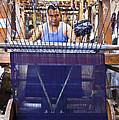 Reboso Loom Artisan by John Bartosik