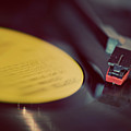 Record Player by Julie Anne Images