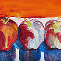 Red Apples by Suzanne Willis