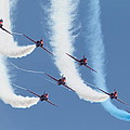 Red Arrows - Formation Magic by Pat Speirs