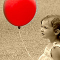 Red Baloon by Alice Gipson