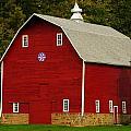 Red Barn by Susan Camden