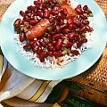Red Beans And Rice by Federico Arce