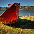 Red Boat by Jakub Sisak