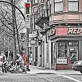 Red Burrito by Paul W Sharpe Aka Wizard of Wonders
