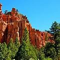 Red Canyon by Mark Bowmer