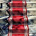 Red Carpet Treat by Burney Lieberman