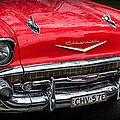 Red Chevvy by John White