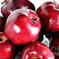 Red Delicious Apples by Barbara Griffin