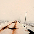 Red Dirt Snow by Anjanette Douglas