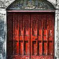 Red Door by Trish Tritz