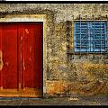 Red Doors by Mauro Celotti