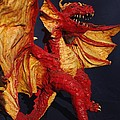 Red Dragon by Rick Ahlvers