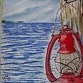 Red Lantern by Spencer  Joyner