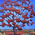 Red Maple by Lisa Masters
