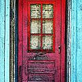 Red Office by Cyryn Fyrcyd