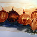 Red Onions by Hal Newhouser