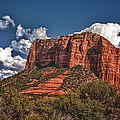Red Rock Country Sedona Az by James Bethanis