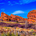 Red Rocks Park Colorado by David Patterson