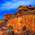 Red Rocks Park Colorado IIi by David Patterson