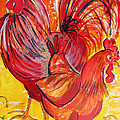 Red Rooster Red Hen by Suzanne Willis