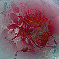 Red Roses Rose Rosse by Monica Ghit