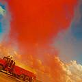 Red Smoke by Toni Hopper